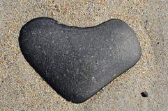 hartshaped камень Стоковое Фото