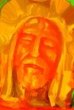 Hartstocht van Jesus Stock Afbeelding