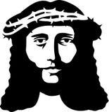 Hartstocht van Jesus-Christus/eps Stock Fotografie
