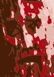 Hartstocht van Jesus (vector) Stock Afbeelding