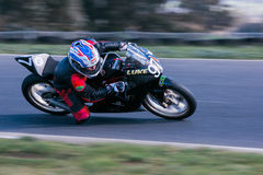 Hartwell Motorcycle Club Championship - Round 5 Royalty Free Stock Image