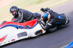 Hartwell Motorcycle Club Championship - Round 5 Stock Photography