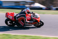 Hartwell Motorcycle Club Championship - Round 5 Stock Images