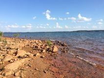 Hartwell sjö Arkivfoton