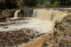 Haruru Falls Royalty Free Stock Images