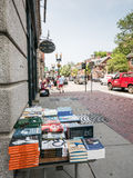 Harvard Book Store in Cambridge, Massachusetts Stock Image
