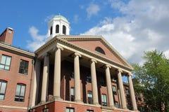 Harvard. Cambridge, Massachusetts in the United States. Famous Harvard University - Edward Mallinckrodt chemical laboratory Stock Photo