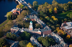 Harvard Campus Area Royalty Free Stock Photography