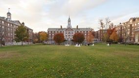 Harvard Cumuje Hall zdjęcia stock