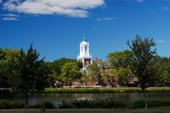 Harvard Elliot House Stock Image