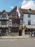 Harvard House in Stratford upon Avon Royalty Free Stock Images