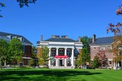 Harvard kampus zdjęcie stock