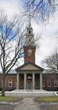 Harvard minnesmärkekyrka Royaltyfria Foton