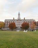 Harvard Moors Hall Royalty Free Stock Photography