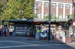 Harvard-Quadrat Lizenzfreie Stockfotos