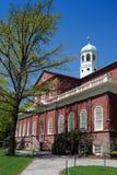 Harvard-Quadrat, Cambridge Stockfotografie