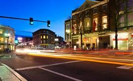 Harvard Square Stock Photos