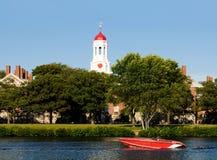Harvard Univerity Lifestyle Royalty Free Stock Image