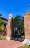 Harvard University in Cambridge Massachusetts Royalty Free Stock Photos