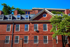 Harvard University in Cambridge Massachusetts Royalty Free Stock Photo