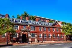 Harvard University in Cambridge Massachusetts Stock Images