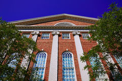 Harvard University in Cambridge Massachusetts Stock Photos