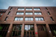 The Harvard University Herbaria, in Cambridge, Massachusetts. Royalty Free Stock Image
