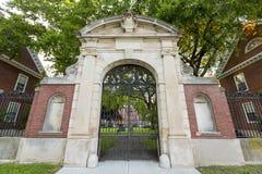 Harvard University. The historic architecture of Harvard University in Cambridge, Massachusetts, USA Royalty Free Stock Photo