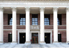 Harvard University Library Royalty Free Stock Photos