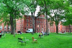 Harvard Yard Royalty Free Stock Photography