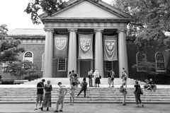Harvarduniversitetet Arkivfoto