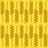 Harvest Background for Autumn. Seamless Pattern. Stock Image