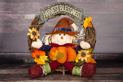 Harvest Blessing Royalty Free Stock Photography