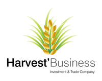 Harvest Business Logo Stock Photos
