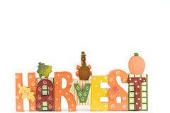 Harvest decoration. royalty free stock photos