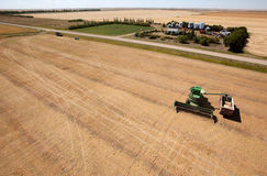 Harvest and Farm Stock Photo