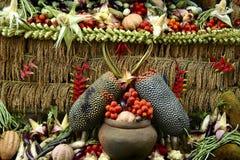Harvest Festival stock image