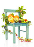 Harvest Festival Fruits Stock Photography