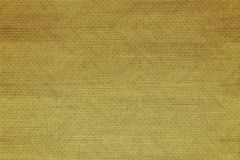 Harvest gold Fabric texture, textile background flax surface, canvas swatch stock photography