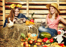 Harvest Home Royalty Free Stock Photography