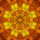 Harvest Kaleidoscope Royalty Free Stock Photos