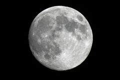 Harvest Moon. The Fall Full Harvest Moon Stock Images