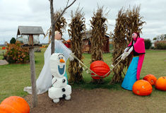 A Harvest Party Stock Images