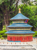 Harvest Prayer Temple in TianTan Royalty Free Stock Photography