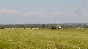 Harvest season stock video footage