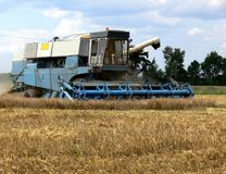 Harvest time 1 Stock Photos