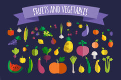 Harvest time vector illustration Royalty Free Stock Photography