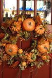 Harvest Wreath Royalty Free Stock Image