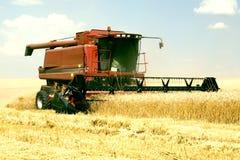 Harvester Stock Photo