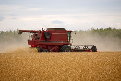 Harvester Royalty Free Stock Photos